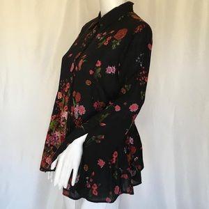 Desigual floral camisol 😍😍😍